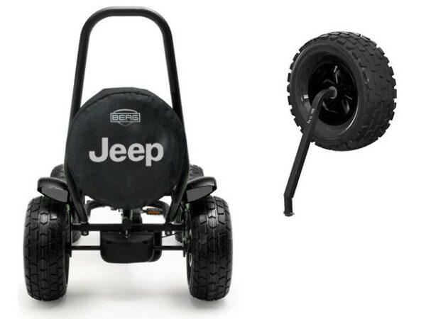BERG Reservewiel Jeep®