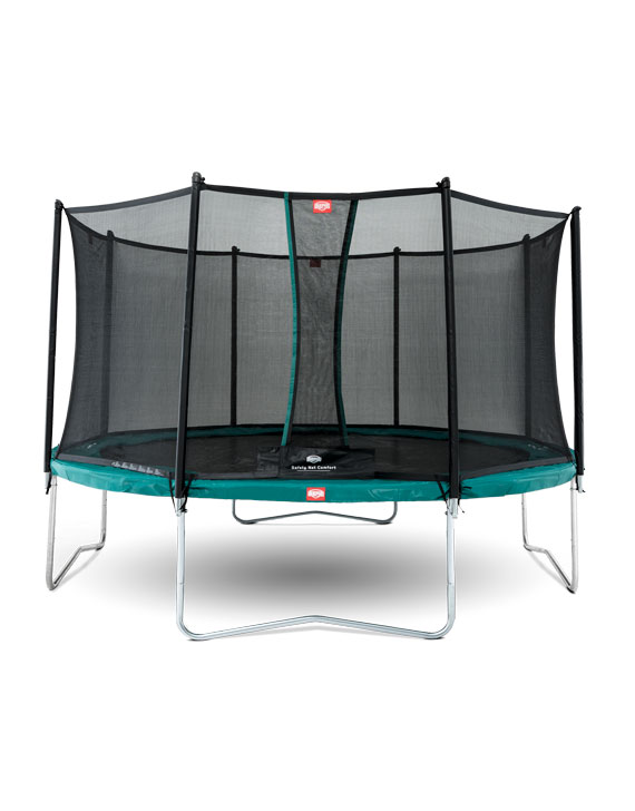 BERG Favorit Green 380 + Safety Net Comfort