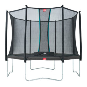 BERG Favorit Grey 380 + Safety Net Comfort