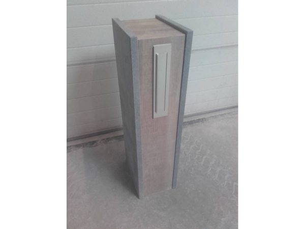 Model E houtlook