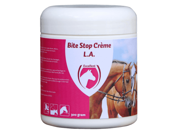 Bite Stop Cream LA zwart