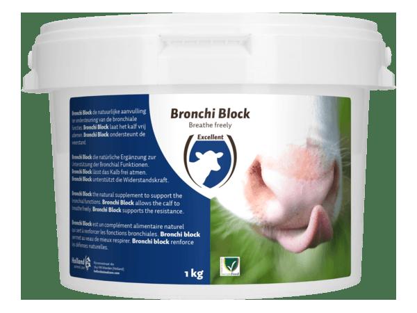 Bronchi Block kalf /schaap / geit