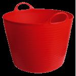 Emmer Flexi FlexBag rood 42 liter
