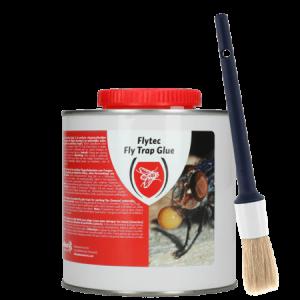 Flytec Fly Trap Glue met kwast