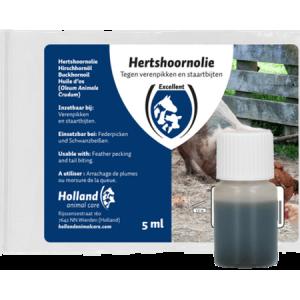 Hertshoorn olie