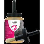 Hoof Oil Natural (met borstel)