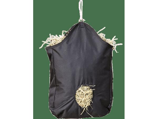 Hooizak zwart 65x50 cm