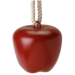 "Jolly Apple ""Appelgeur"" rood"