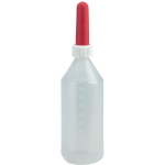 Kalverdrinkfles + speen 1 liter