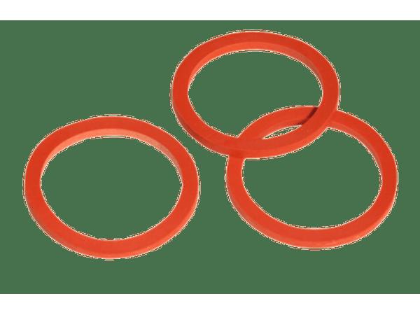 Kalveremmer afdichtring rood