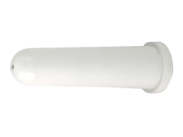 Kalveremmer speen 100 mm wit EF