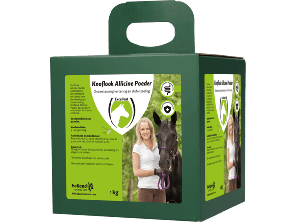 Garlic Allicin Powder EU (Knoflook poeder)