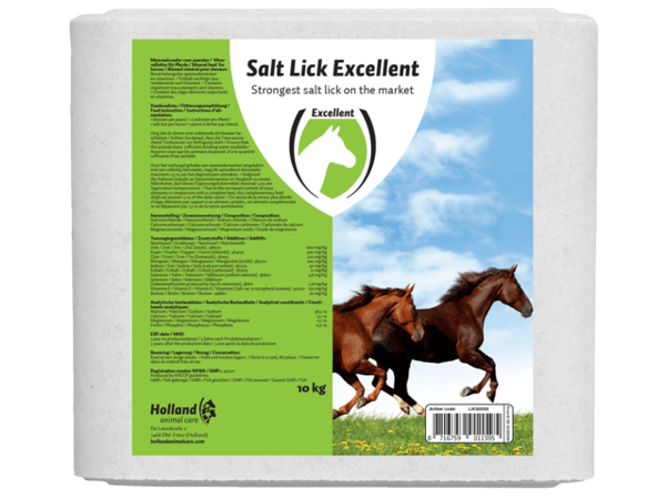 Liksteen Mineral Horse (Liksteen)