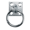 Stal aanbind/vastzet ring