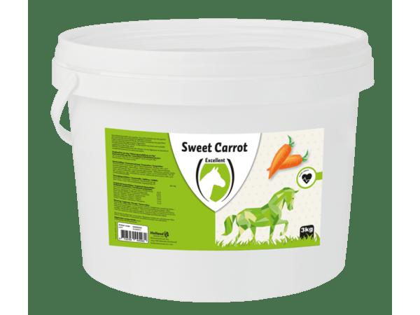 Sweet Carrot Blocks